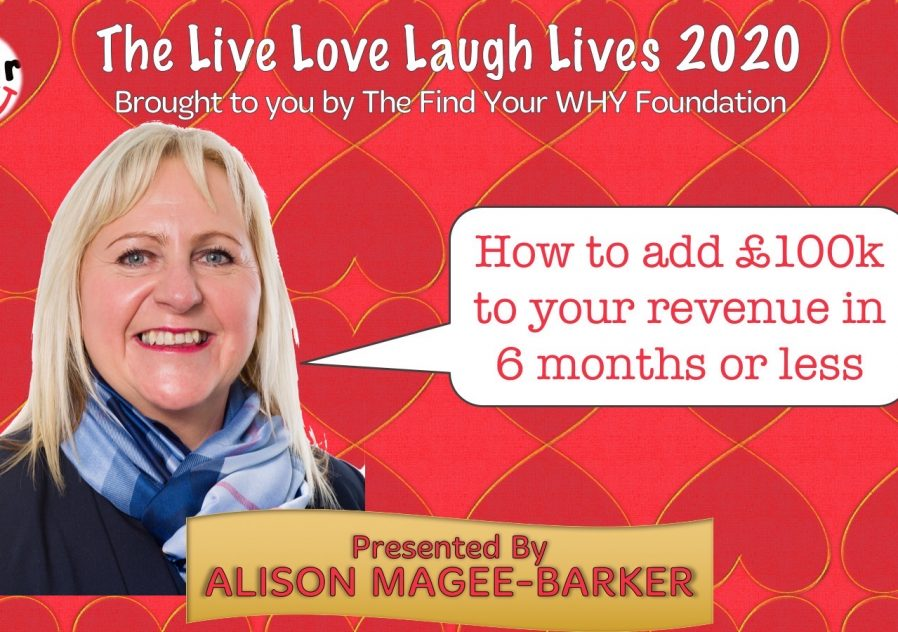 How to add £100k to your revenue