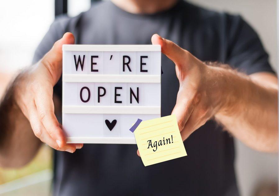 Clarifying Reopening