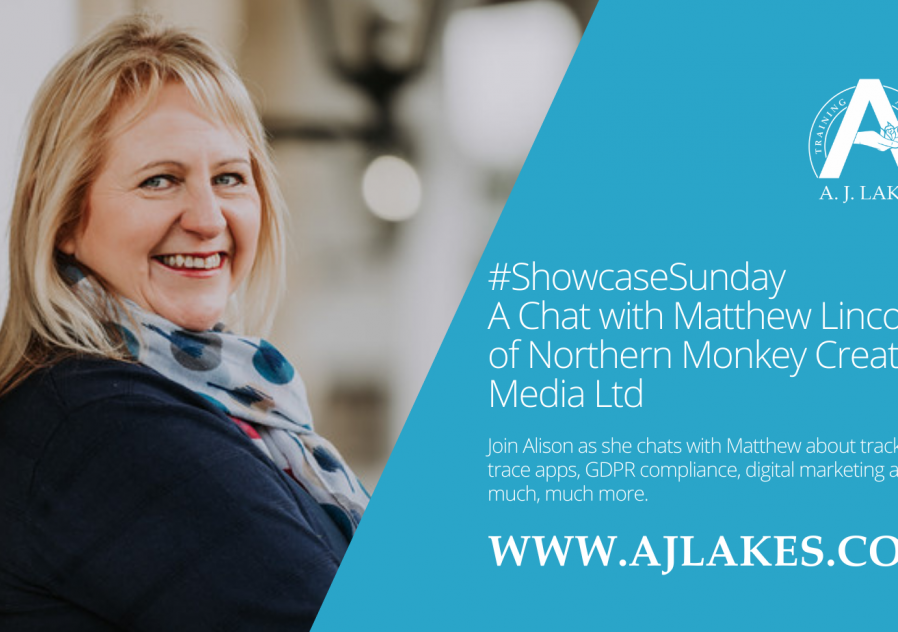#ShowcaseSunday - A Chat with Matthew Lincoln of Northern Monkey Creative Media Ltd